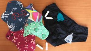 Read more about the article Protections menstruelles saines et écolos