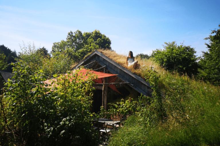 Slow tourisme en écolodge en Bretagne – La Belle Verte