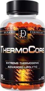 ThermoCore Dynamic Formulas
