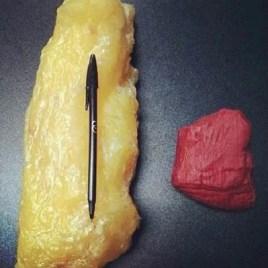 1 kg de Músculos Vs 1 kg de Gordura