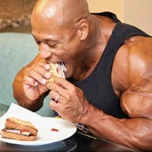comer antes e depois do treino
