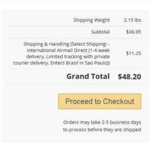 Como comprar suplementos no site HealthDesigns 6