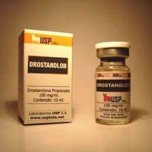 Propionato de Drostanolona (Masteron) USP labs