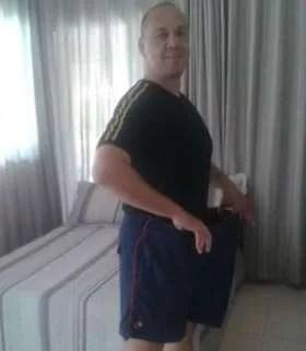 Perder 40 kg é possível