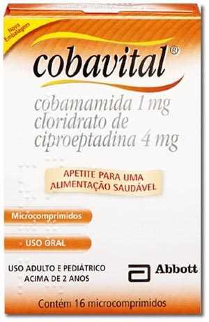 remédio Cobavital engorda