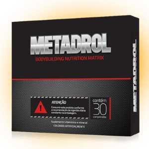 Suplemento Metadrol
