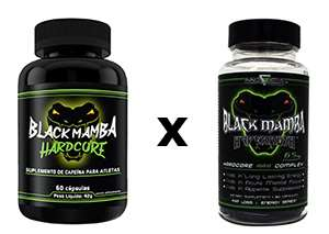 Black Mamba Hardcore Intlab e Black Mamba Hyperrush