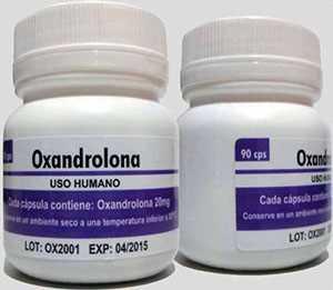 Ciclo de Oxandrolona para Mulheres