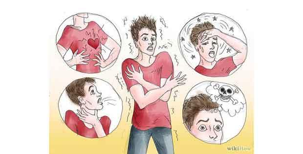 quais são os sintomas da síndrome do pânico