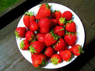 las fresas no contienen fodmaps