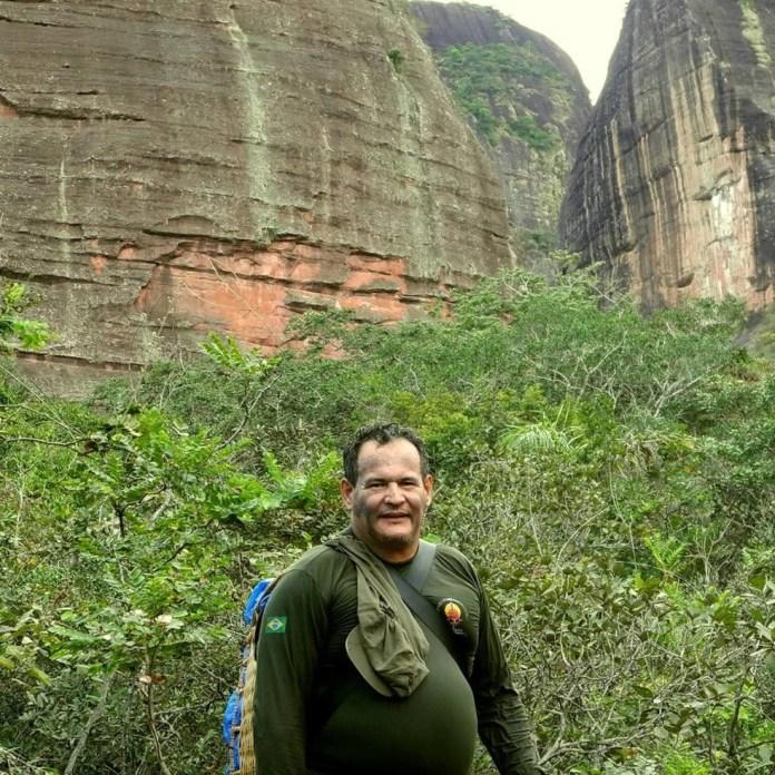 Rieli Franciscato foi morto por indígenas isolados de Seringueiras. — Foto: Arquivo pessoal