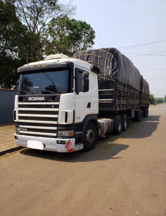 WhatsApp Image 2020 09 05 at 13.06.52 - Polícia Federal e PRF em Vilhena apreende 135 kg de maconha transportada camuflada em carreta que veio do Sul do Brasil para Rondônia