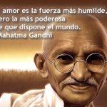 Las mejores frases y enseñanzas de Gandhi
