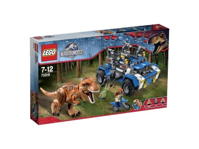 LEGO Park Jurajski 75918 Tropiciel Tyranozaura Sklep