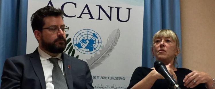 La ONU Reúne a sus Expertos