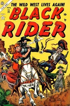 Black Rider 25