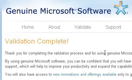 Convertir Windows XP pirata en original
