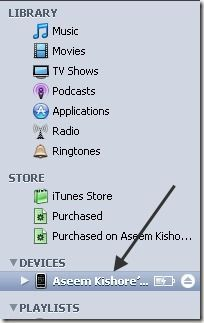 Restaura tu iPhone o iPod