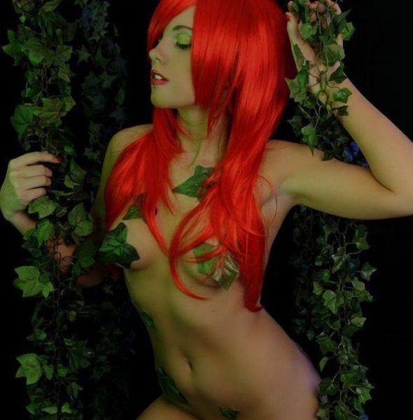 Disfraz de Poison Ivy