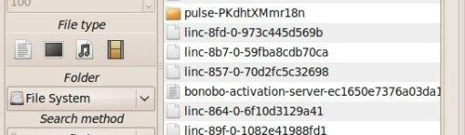 Catfish, buscar archivos en Ubuntu