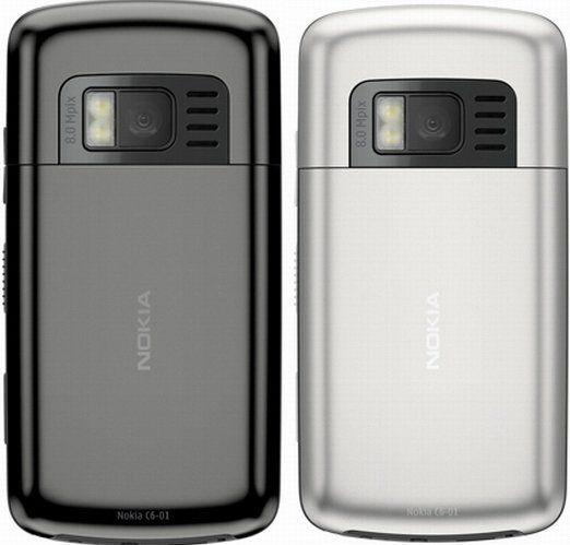 Nokia, Nokia C6-01