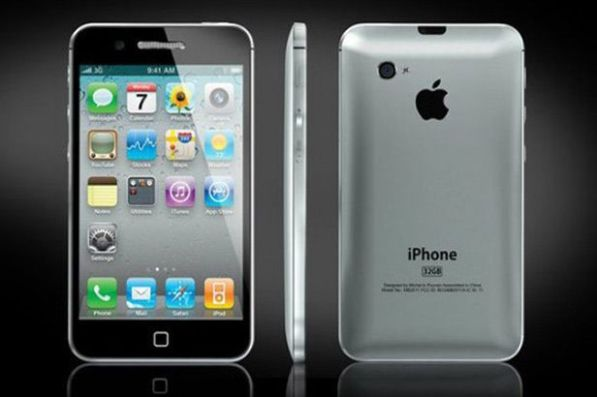 iPhone 5 evolution