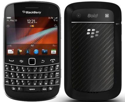 problemas Blackberry