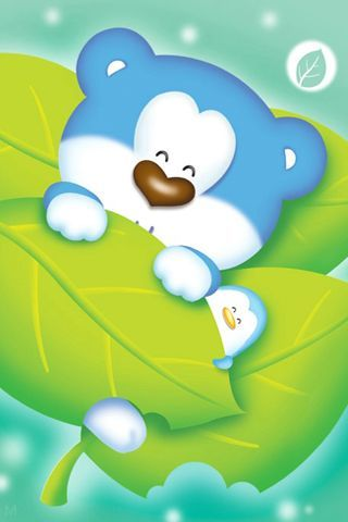 blue bear - 100 fondos de pantalla para Android y iPhone - Planeta Red