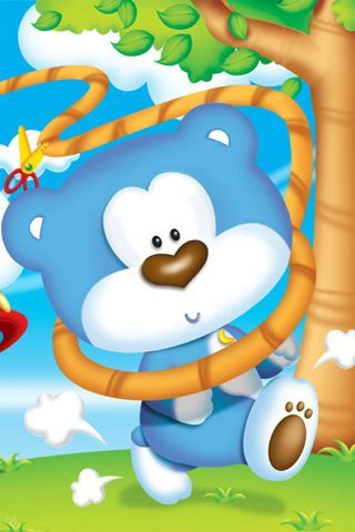 blue bear 10 - 100 fondos de pantalla para Android y iPhone - Planeta Red