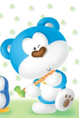 blue bear 2 - 100 fondos de pantalla para Android y iPhone - Planeta Red