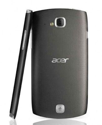 Acer CloudMobile, el primer smartphone basado en el servicio de la nube Acercloud