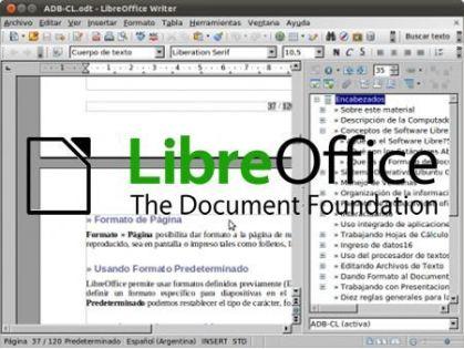 LibreOffice 3.5 ha sido lanzado