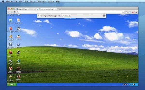 Chrome Remote Beta