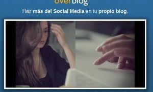 OverBlog, nueva plataforma de Blogs