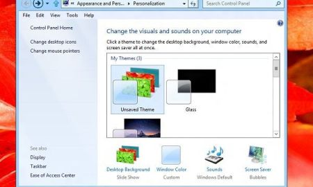 Aprende a crear tu propio tema de Windows 8