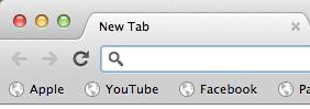 Chrome pierde los iconos de los favoritos