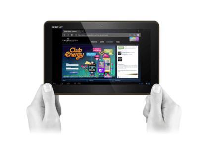 Energy Tablet s10 Dual Precio, características y especificaciones