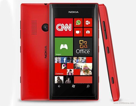 Así será el Nokia Lumia 505, el más bajo de gama de los WP de Nokia