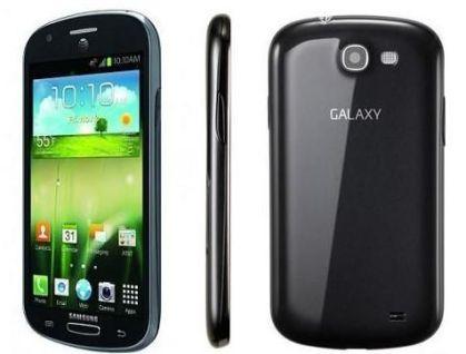 Samsung Galaxy Express. Perfiles