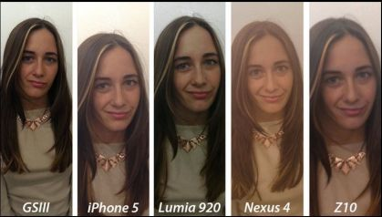Nokia Lumia 920 vs BlackBerry Z10 vs Samsung Galaxy S3 vs iPhone 5 vs Nexus 4