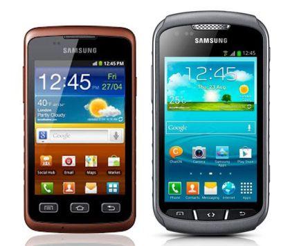 Samsung Galaxy Xcover 2 vs Samsung Galaxy Xcover