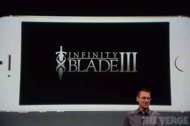 Nos presentan Infinity Blade III