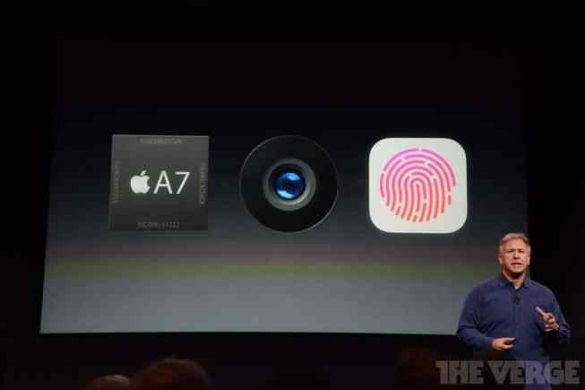 Las tres principales novedades del iPhone 5S