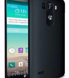 LG G3, una nueva imagen nos muestra su interfaz de usuario