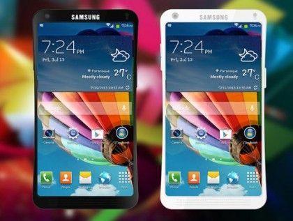 Galaxy S6 o Samsung Galaxy Note 4 se muestra en una nueva imagen