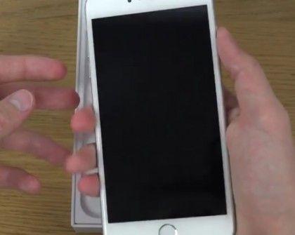 iPhone 6 Plus, magnífico unboxing en calidad 4K