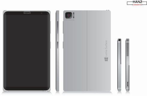 Lumia Surface sería el posible phablet de Microsoft