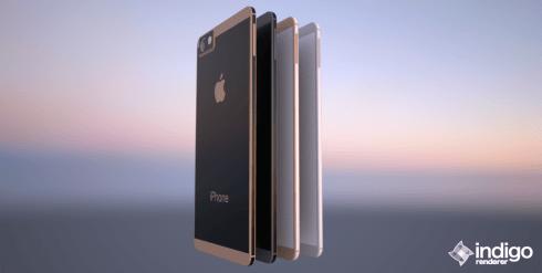 El iPhone 7 con iOS 9 en un increíble diseño