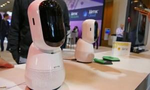 Otto, el nuevo robot de asistencia personal de Samsung