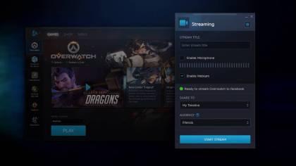 Blizzard Streaming